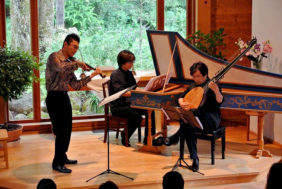 八ヶ岳中央高原キリスト教会コンサート